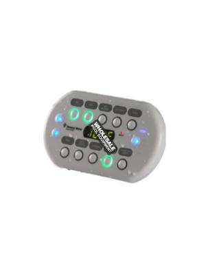 Available In-Store Only! Pentair 521178 SpaCommand Spa-Side Remote - White With 150' Cord