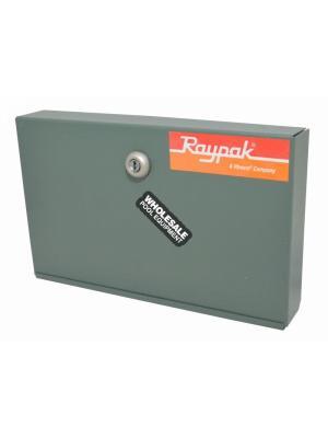 Raypak 005198 Poolstat Cover/Lock For Model 185; 265; 335; 405 Pool Heater