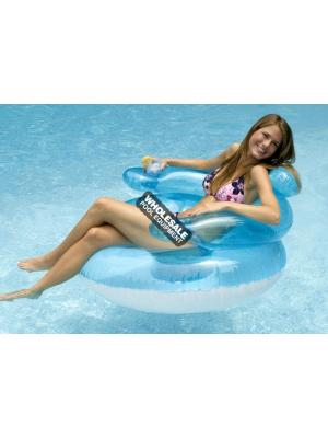 International Leisure Products, 90416, Swimline Water Sports, Swimline(R) Inflatable Loungers, BubbleChair(TM)