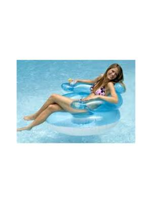 International Leisure Products, 90416, Swimline Water Sports Inflatable Loungers, BubbleChair