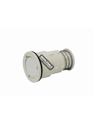 A & A 566995 Style II G2 Series Non-Venturi Internal Retro-Head; White