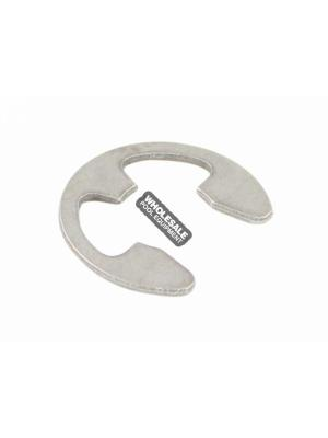 Pentair R03058 267 Retainer Clip For 250; 252 Swivel Wheel Flexible Vacuums and Concrete Vacuum Head; Stainless Steel