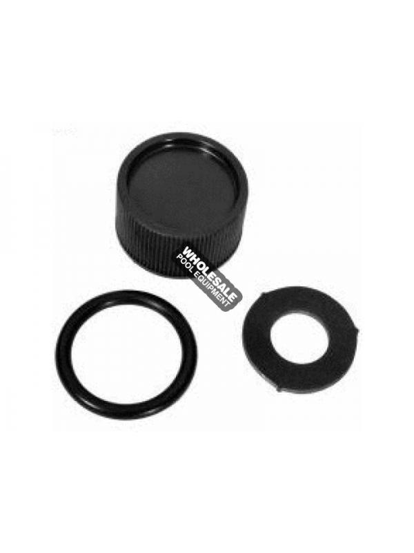 Pentair 51516200 Drain Cap For Clean & Clear Plus; Clean & Clear/Predator Filter Systems; Warrior Filter Systems