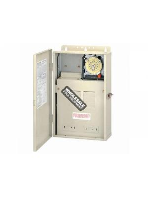 Intermatic Incorporated DUAL BOX 1-T104M W/100 AMP CTR