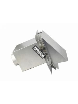 "4"" POWERMAX 250-400 THROUGH WALL VENT KIT"