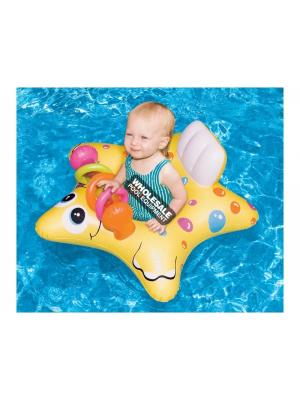 International Leisure Products, 90253, Swimline Water Sports, Swimline(R) Fun Baby Seats, Starfish