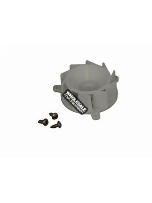 A&A 522651 Diverter with Screws For 5 and 6-Port Top Feed Actuator Valve