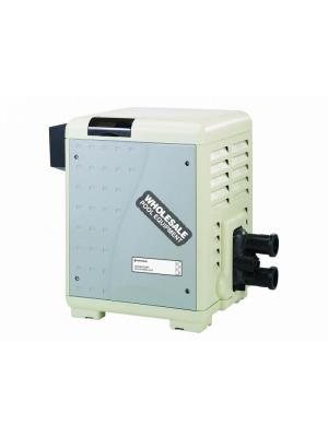 Pentair 461021 MasterTemp Digital HD ASME Low NOx Heater - Natural Gas - 400k BTU - Cupro-Nickel