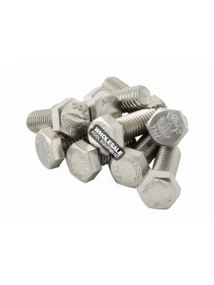 Pentair U30-74SS Stainless Steel Hex Head Cap Screw For Max-E-Glas(R) II/Dura-Glas(R) II; Dyna-Wave Series; Dyna-Jet TPE Series; Max-E-Glas(R)/Dura-Glas(R) Series Pump; 3/8-16