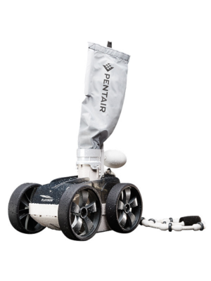 Pentair LL505PM Kreepy Krauly Platinum Pressure Side Pool Cleaner - Gray/ White