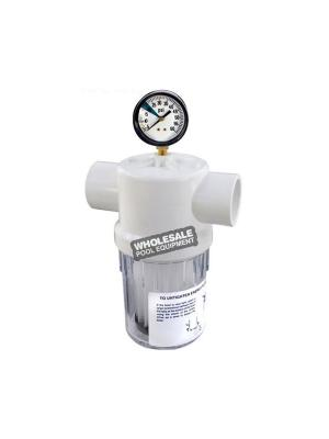 Zodiac 2888 Energy Filter with Gauge