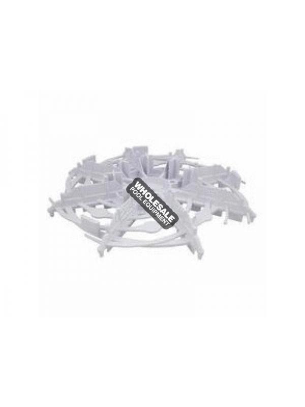 Pentair 59000500 Bottom Grid Locator Spider For FNS Plus D.E. Filter
