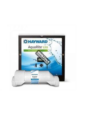 Hayward AQR15-120 AquaRite 120 Salt Chlorination System with TurboCell-15