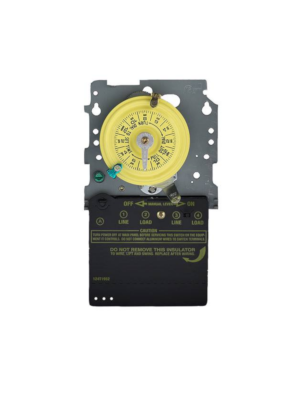 Intermatic Incorporated T103M 24-Hour Mechanical Time Switch - Mechanism Only