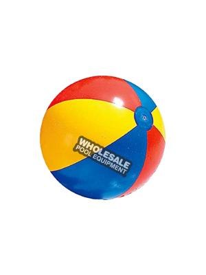 "International Leisure 9001, Swimline Water Sports, 24"" Panel Beach Ball - Classic Style"