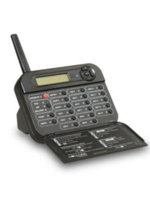 Hayward Aqua Logic PS-16 Wireless Remote, Black