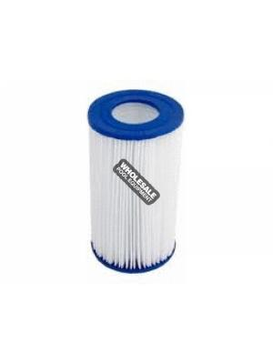 Pleatco PMS8 Replacement Filter Cartridge For Muskin 8; Sears; Haugh Products; 4 oz/yd; 6 sq-ft; 8 Inch