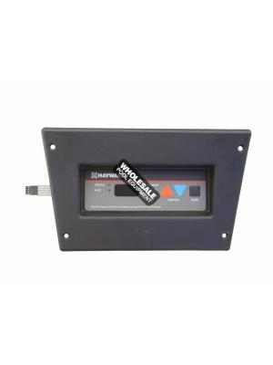 Hayward IDXL2BKP1930 Control Bezel & Keyboard Assembly For H-Series Low NOx Induced Draft Heaters and H250IDL2/H350IDL2/H400IDL2 Pool and Spa/Hot Tub Heaters