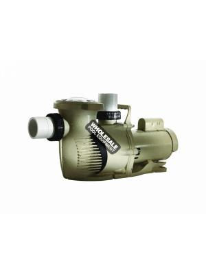 Pentair 022019 WhisperFloXF XFK-20 3-Phase TEFC High Performance Pump w/ Super-Duty Motor - 5HP 208-230/460V