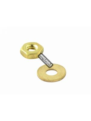 Hayward SPX0540Z4A Hexagonal Nut with Washer For SP0540; SP0541; SP0542; SP0543 StarLite Series; #10-24