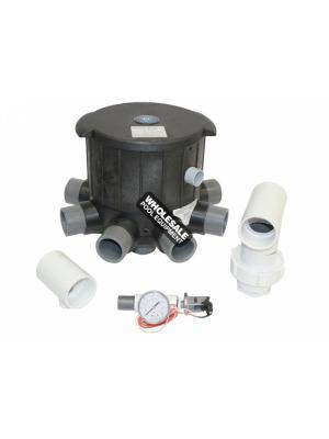 Zodiac / Caretaker Plumbing Kit For UltraFlex(R) 2 Valve