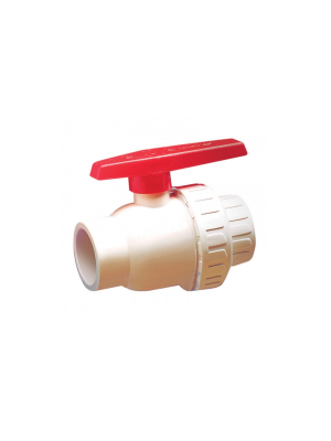 "Jandy 6957 PVC 2"" Gold Standard Ball Valve W/ Union"