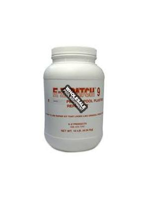 E-Z Products, EZP-223 E-Z Patch 9 Pebble Plaster Repair; 10 lb, Sand