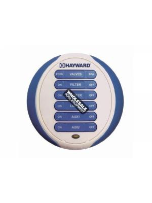 Hayward Aqua Logic Waterproof Wireless Spa-Side Remote