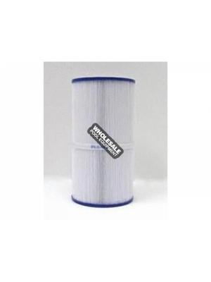 Pleatco PLBS50 Replacement Filter Cartridge For Leisure Bay; Dynasty Spas; Waterway; Rainbow; 3 oz/yd; 50 sq-ft; 10-1/8 Inch