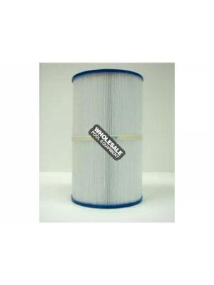 Pleatco PCM44 SPG Replacement Filter Cartridge For American Quantum 175; 4 oz/yd; 44 sq-ft; 11-13/16 Inch