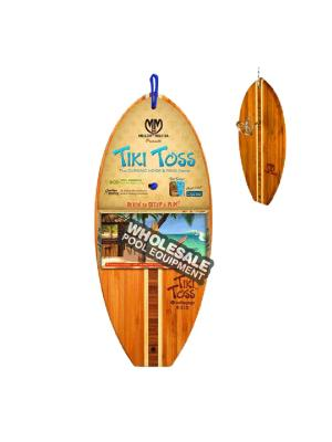 Main Access, 2221-12 Tiki Toss(R), Original Surfboard
