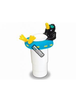 Swimline Cool Penguin Floating Pool Chemical Dispenser