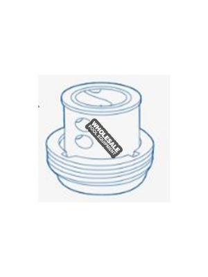 PARAMOUNT Pool Valet 2-Hole Nozzle; Gray