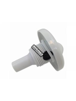 """Balboa Instruments 50-2108WHT  1"""" WHITE AIR CONTROL STEM"""