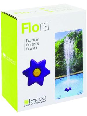 PoolStyle K737CBX Flora Floating Flower Fountain