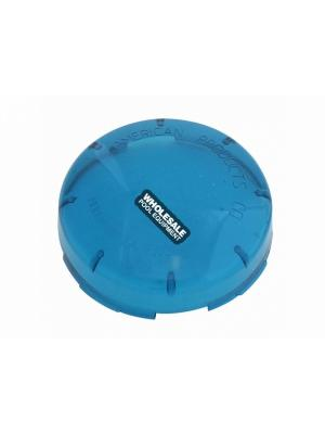 Pentair Kwik-Change 650017 Plastic Lens Cover For All Pentair Lights and SpaBrite(R)/AquaLight Lens; Teal