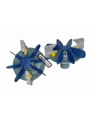 Zodiac R0714300 Cyclonic Scrubbing Turbine Assembly for PoolCleaner; 2/Pack