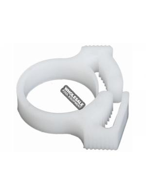 Zodiac B15 Sweep Hose Attachment Clamp For Polaris Vac-Sweep 180/280/360/380; 280 TankTrax Pool Cleaners; White