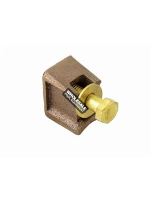 Hayward SPX0392BA Wedge Bolt with Washer For Model SP392; SP393 Sockets; Brass Wedge