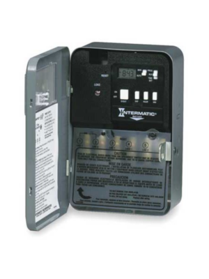 Intermatic EH40 Electronic Water Heater Time Switch
