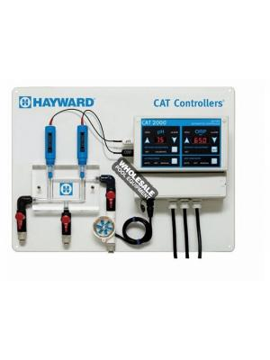 Hayward CAT 2000(R) Commercial Automated pH and ORP Controller and Sensor