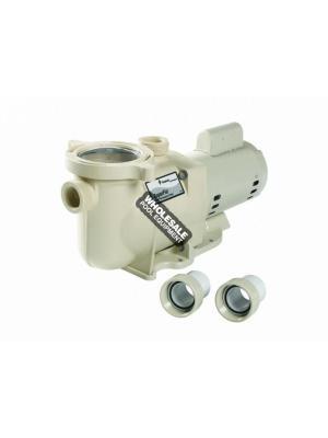 Pentair 340041 SuperFlo High Performance Uprated Pump - 2.5HP 208-230V