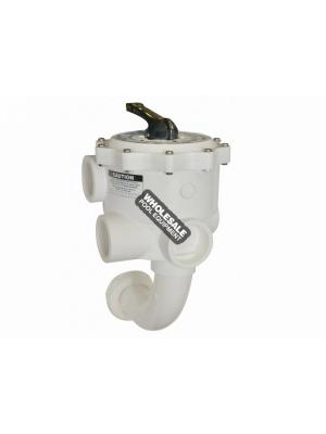 Pentair 261152 DE Side Mount Backwash MultiPort Valve, 2""