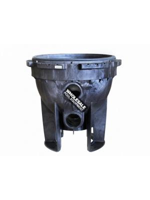 Pentair 24850-0102S Lower Tank Half For Sta-Rite(R) System:3(R) Modular SMD Series D.E. Filter; Sta-Rite(R) System:3(R) SD Series D.E. Filter; SS-Series Sand Filter; 21 Inch Tank