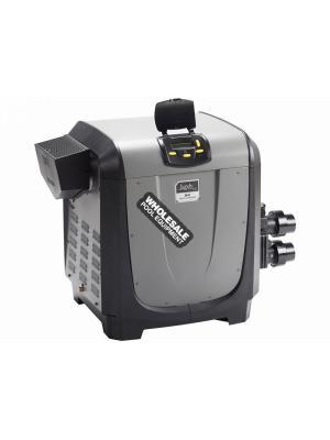 Jandy JXI400NN JXI Series Low-NOx Heater - Natural Gas - Cupro-nickel - 400k BTU