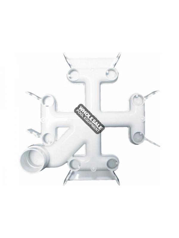 Cmp 25357 700 000 Heavy Duty H Style Manifold For Pro Grid Micro