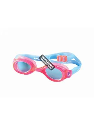 Finis Inc, 3.45.009.225, Goggles & Caps, Kids, H2 JR, Color - Pink/Aqua
