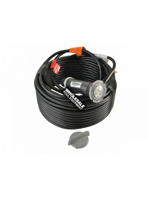 Pentair 602055 GloBrite Color LED 12v 100' Cord Pool Light