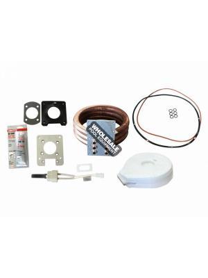 Pentair 77707-0232 Tube Sheet Coil Assembly Kit For Model 175NA; 175LP; 200NA; 200LP MasterTemp(R) Heater Water System