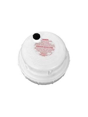 King Technology 01-22-9417 Cap with O-Ring with Knob For POOL FROG(R) 5400; 5430; XL Pro(R); New Water(R) 400; 430 & Perform-Max(TM) 940; 960; 980 Mineral Water Pool In-Ground Cyclers System; 1/Case